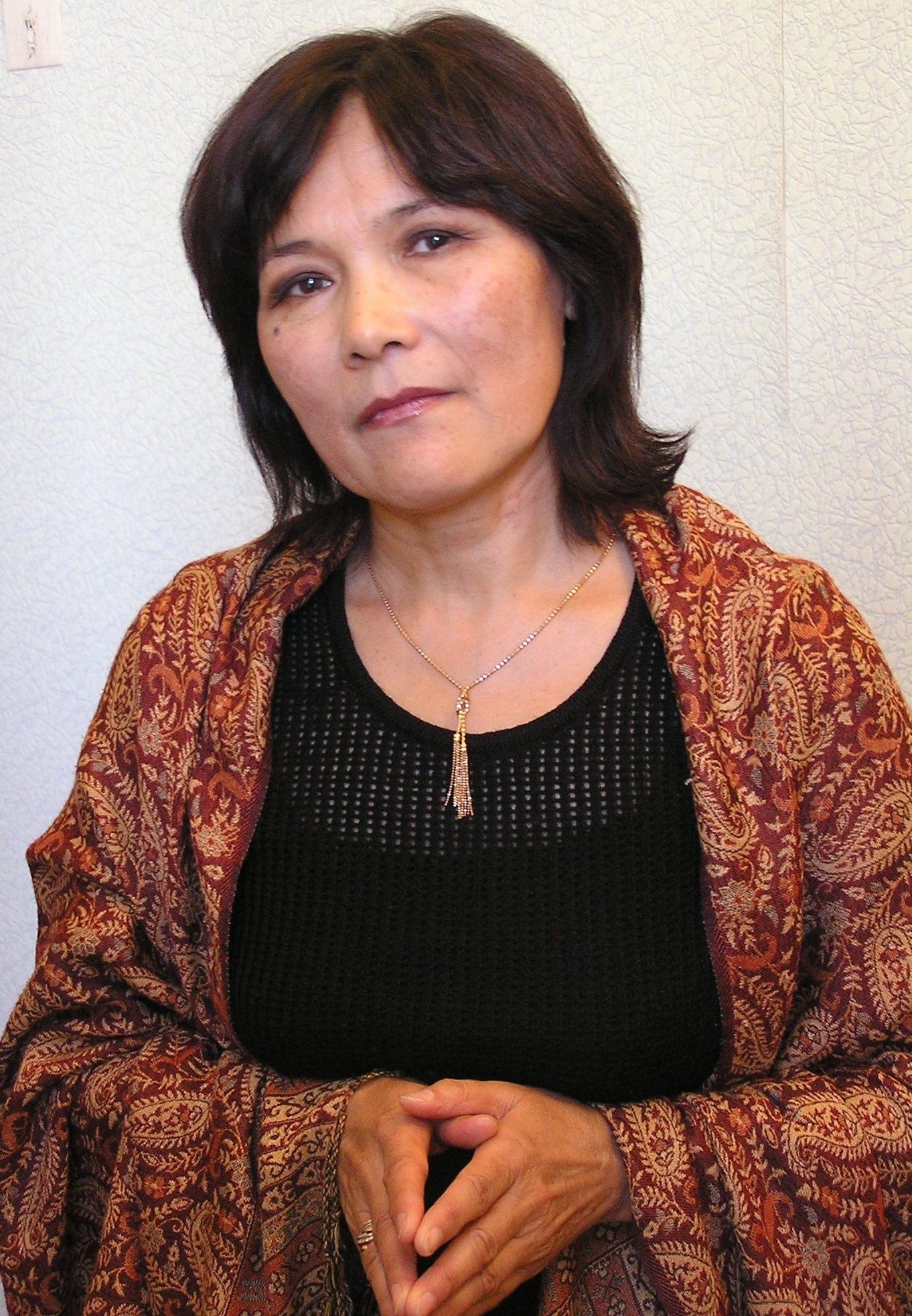 Ирина Исаевна Бутанаева